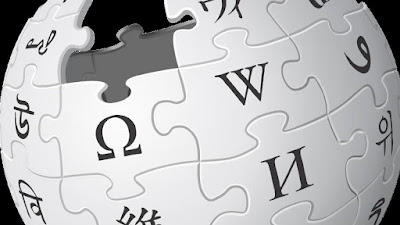 El logo de Wikipedia, la enciclopedia digital.