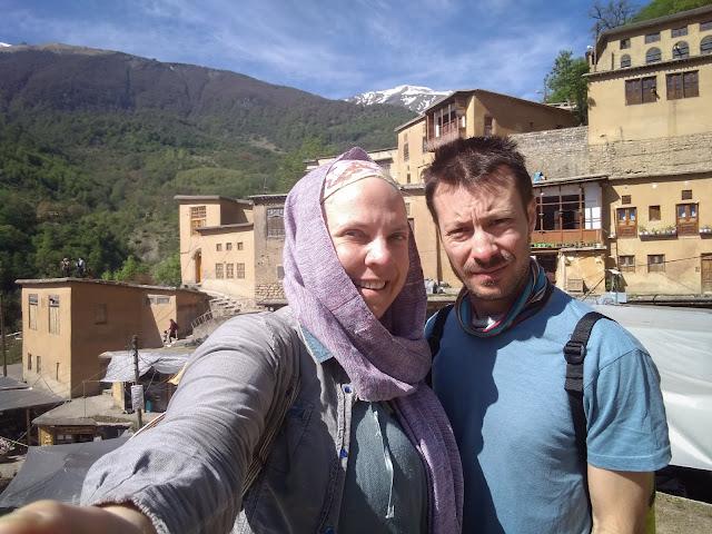 Us 2 in Masuleh; Gilan, Iran