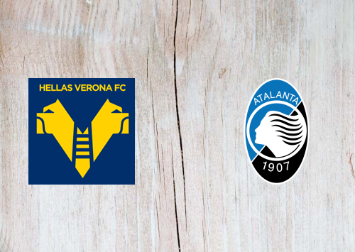 Hellas Verona vs Atalanta -Highlights 21 March 2021