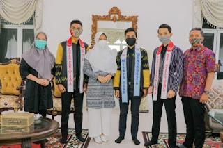 NTB Raih Juara Nasional MR Earth Teen Indonesia dan Runner Up II MR Tourism Indonesia 2020