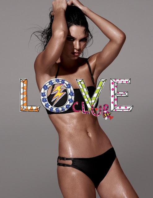 Kendall Jenner – Love Magazine
