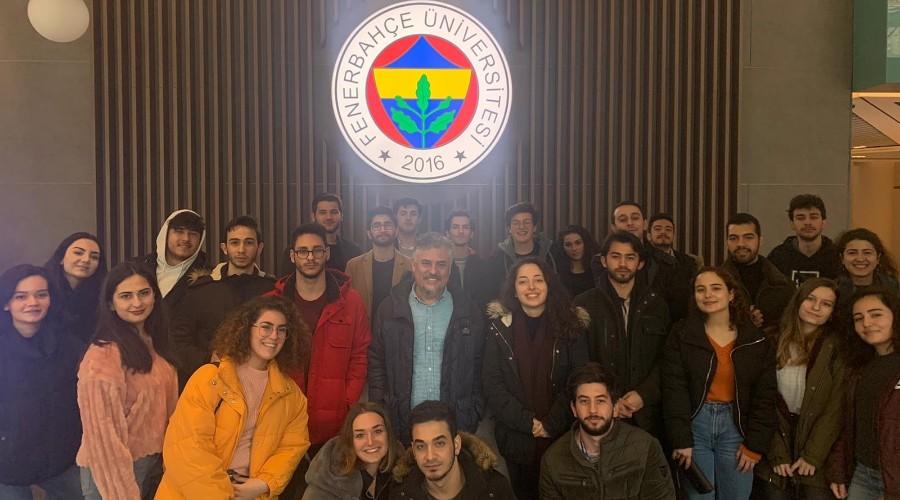 Fenerbahçe Üniversitesi'nin İlk Yılı Tamamlandı