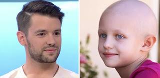 O Τιμολέων Διαμαντής θα δώσει ένα μεγάλο χρηματικό ποσό για να βοηθήσει παιδάκια με καρκίνο