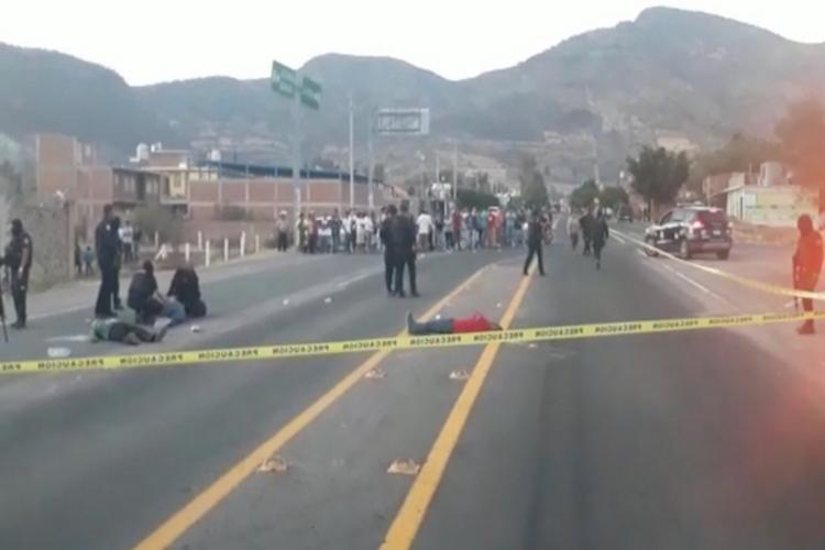 Asesinan a cinco personas en Guanajuato
