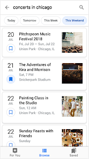 Google Search Gallery : Event