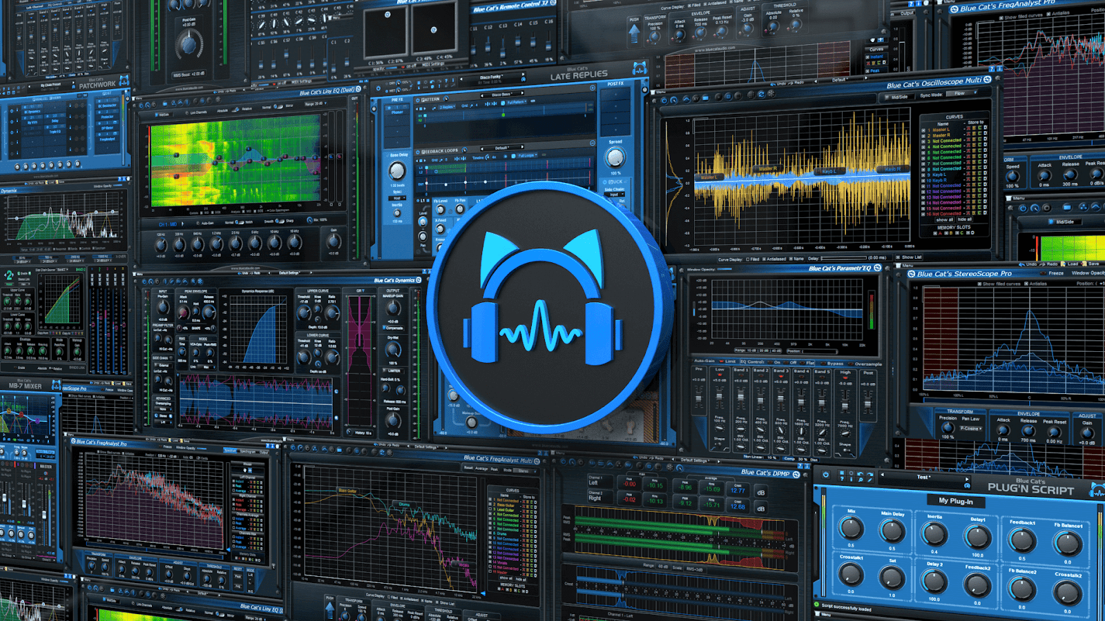 Blue Cat's All Plug-Ins Pack 2019.2 Full version