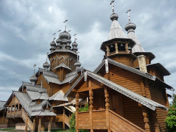 Святогорская Свято-Успенская Лавра. Всехсвятский скит