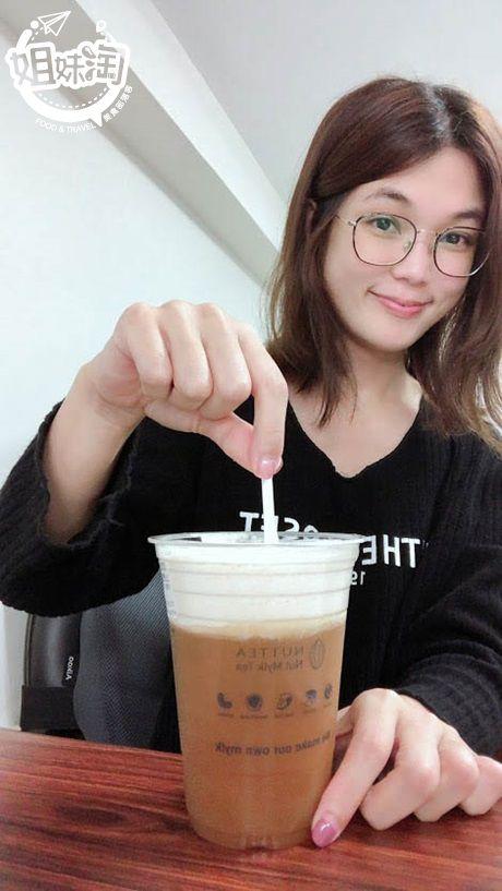 三民區飲料推薦,高雄飲料,NUTTEA堅果奶,乳糖不耐症,素食可以喝的奶茶,堅果飲