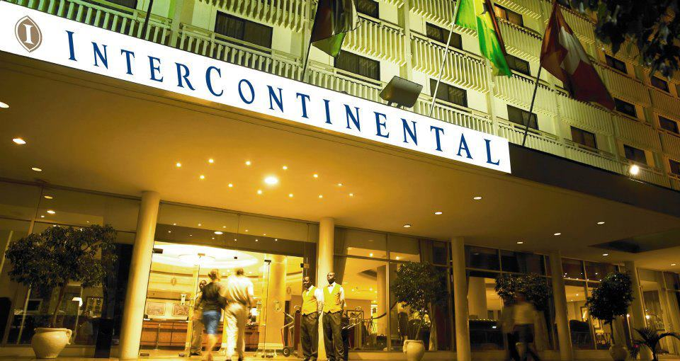 InterContinental Hotel Could Be Auctioned Over Massive Debt