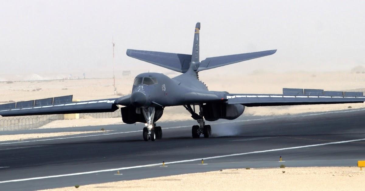 Eko Triyanggono: B-1 Lancer B1 Lancer Supersonic