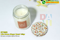 Lilin Aroma Ginger Bread 150gr