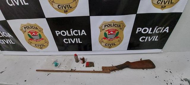 Polícia Civil esclarece homicídio em Barra do Turvo e prende funcionário que tentou matar seu encarregado