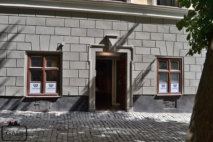 Judiska - żydowskie muzeum w Sztokholmie