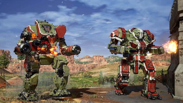 MechWarrior 5 Mercenaries para PC
