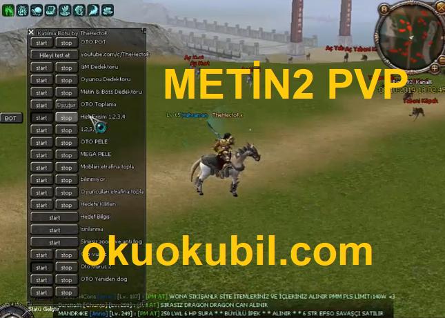 Metin2 PVP Python Hack v2 Karluk Ekinoks Hanedan Hilesi İndir 9 Ekim