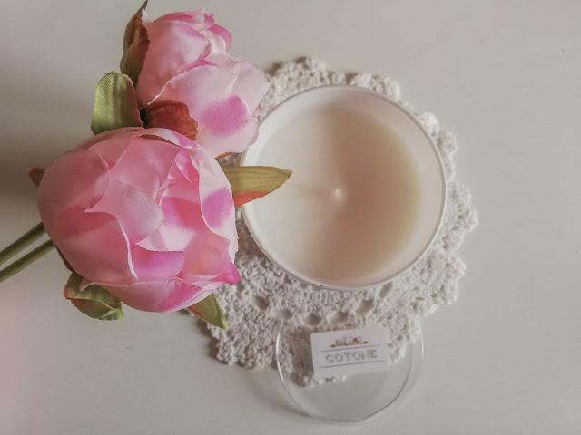 candele per la casa made in italy