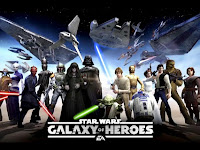 Star Wars Galaxy of Heroes MOD APK 0.7.181815 Terbaru 2016