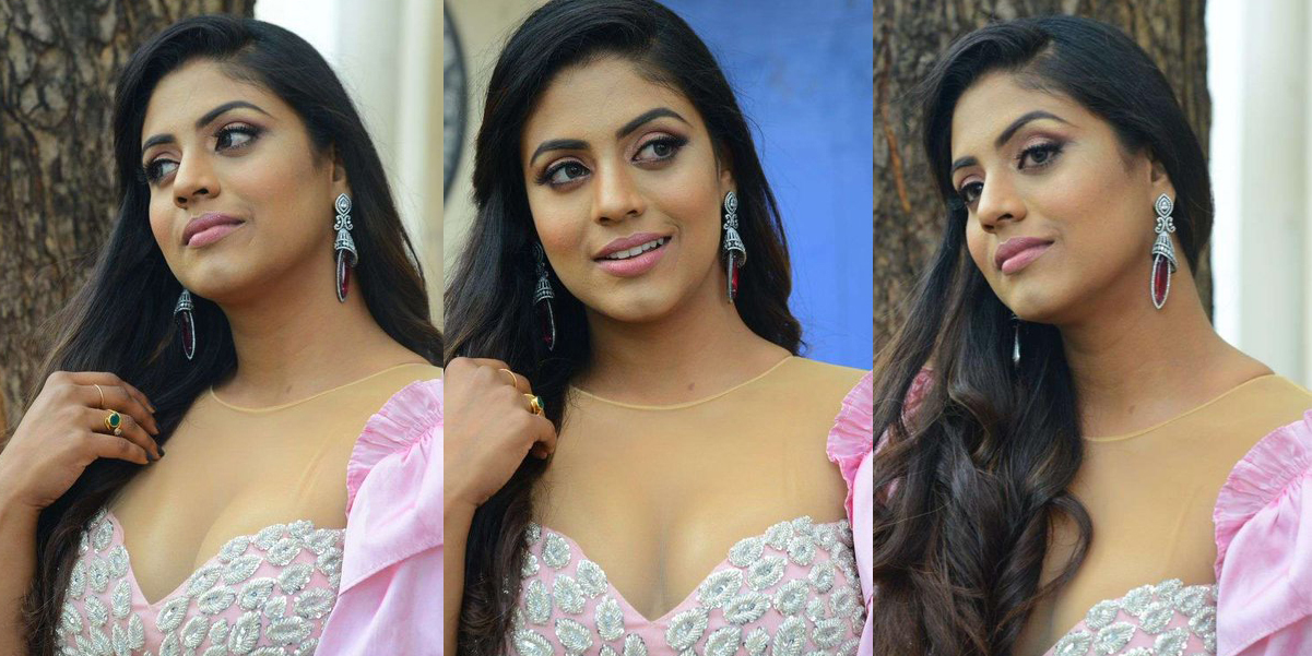 Ineya at Mamangam movie press meet photos