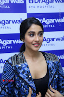 Actress Regina Candra at Dr Agarwal Eye Hospital Inaugaration .COM 0153.JPG