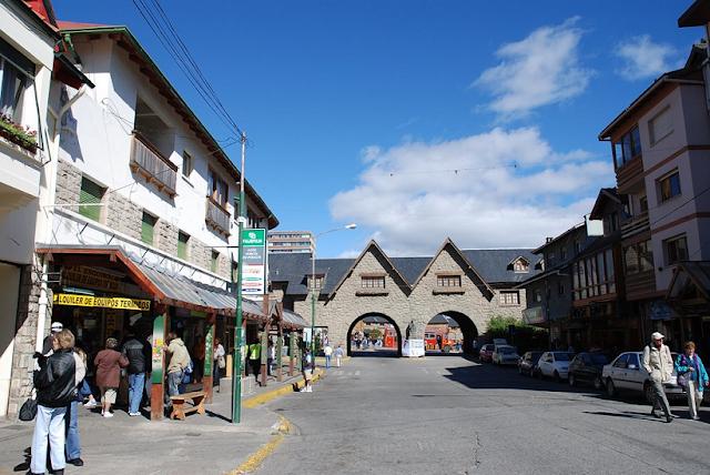 Onde fazer compras em Bariloche - Rua Mitre