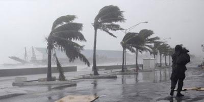 Maroc- Alerté Météo- Pluies et fortes rafales de vent demain dans ces régions.