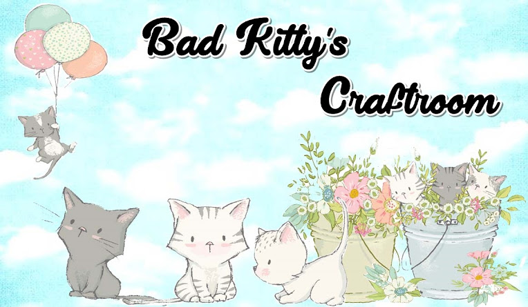 Bad Kitty's  Craft Room