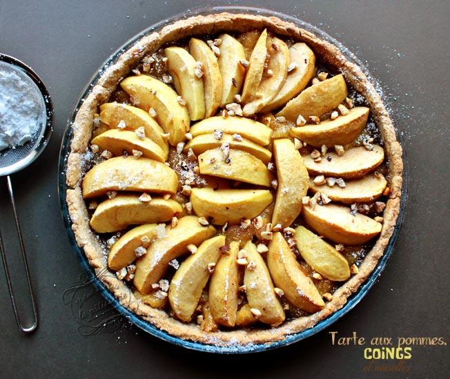 Tarte au pommes