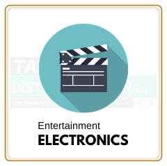Entertainment Electronics Products Distributorship Opportunities ( Consumer electronics )