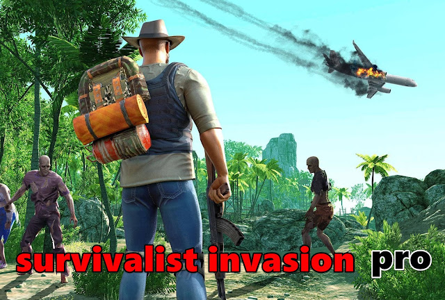 لعبة survivalist invasion pro