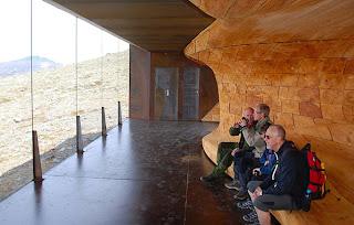 observatorio en noruega