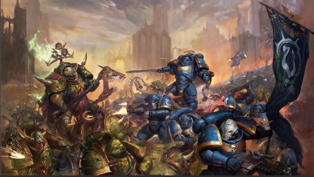 Warhammer 40,000: Darkside announced