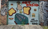 Revesby Street Art | Mural by The Flying Kiwi
