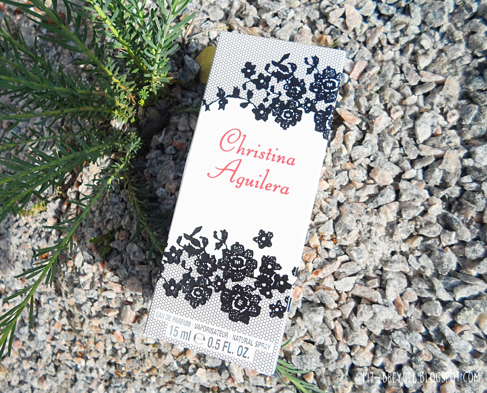 Christina Aguilera buy online liz breygel beauty blogger review Christina Aguilera Perfume fragrance aroma description