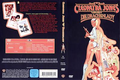 Carátula dvd: Cleopatra Jones y el casino de oro