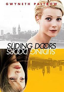 Sliding Doors - picture credit : Wikipedia