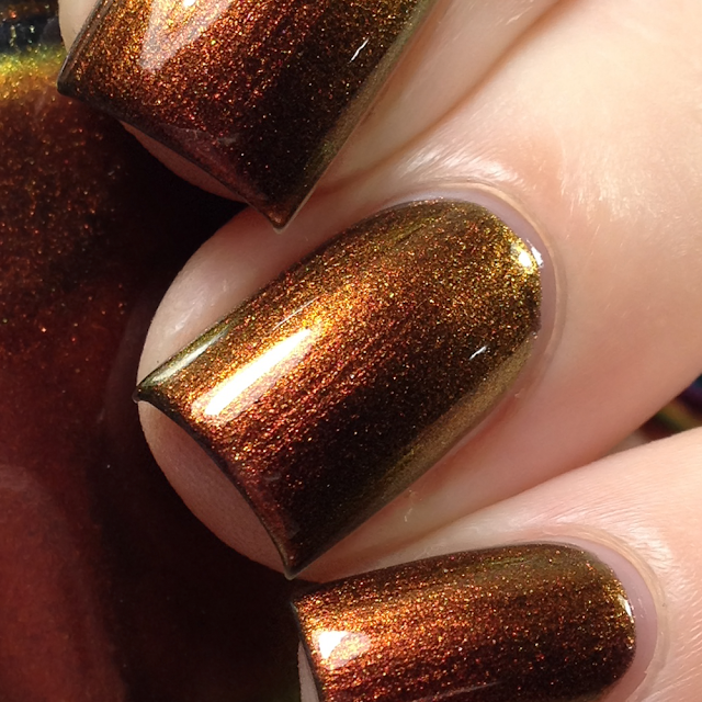Tonic Polish-Phoenix Parade