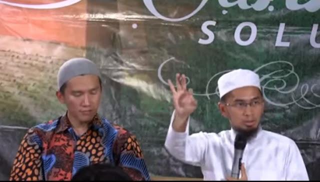 ustadz Adi Hidayat dan Felix Siauw
