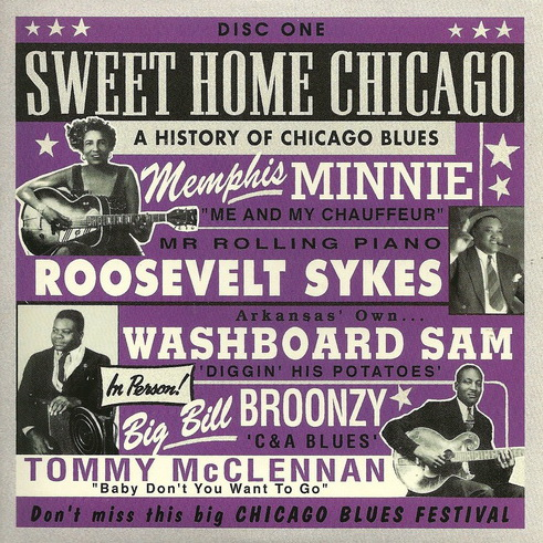 Buy sweet home chicago by clark, a at jwpepper.com. With The Song Of Life Va Sweet Home Chicago A History Of Chicago Blues 2003