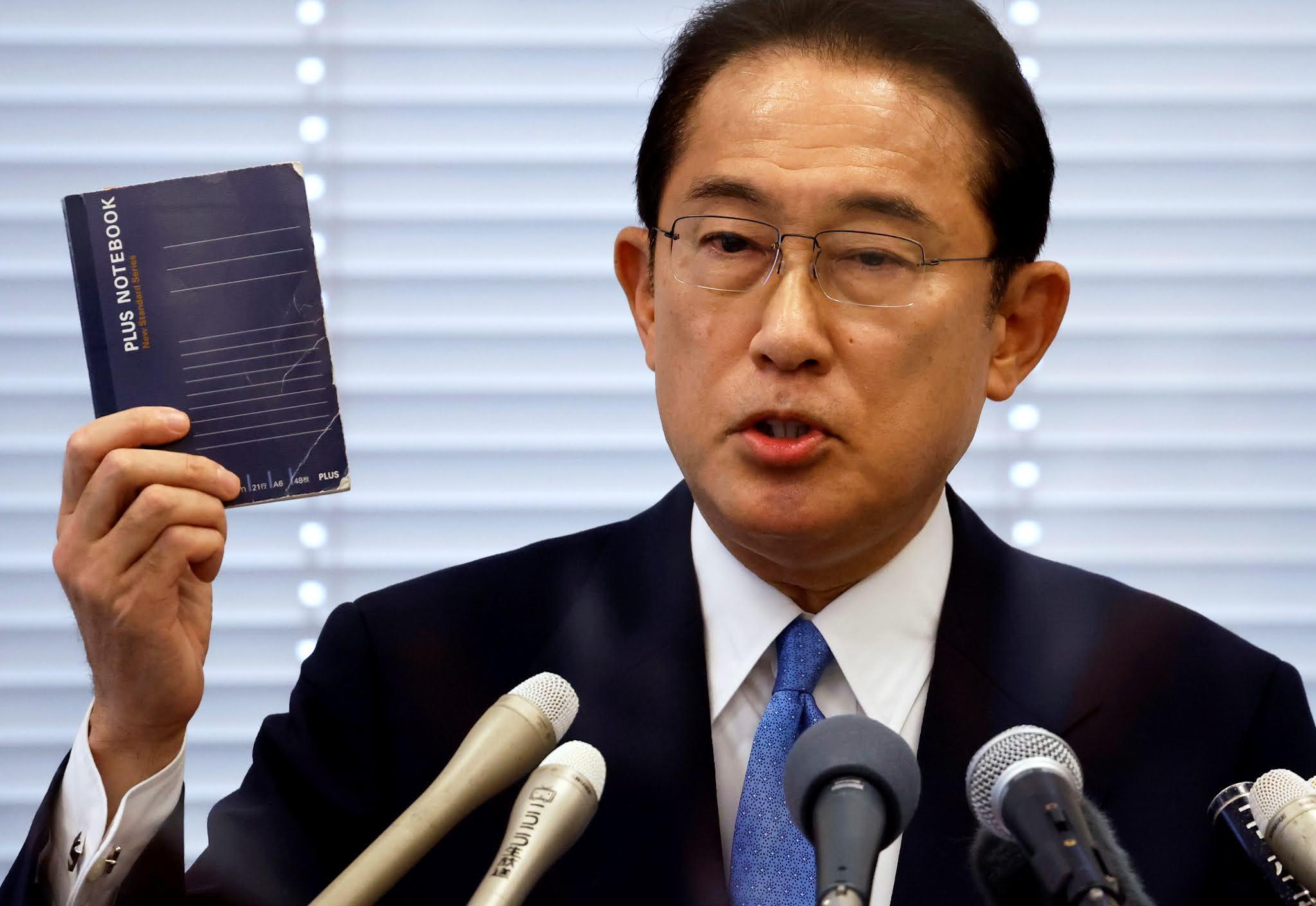 Fumio Kishida Sarankan Pemerintah Gelontorkan 30 Triliun Yen untuk Mengurangi Dampak Pandemi