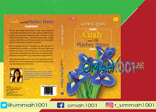 E-Book : Cindy and The Playboy Prince, Omah1001.net