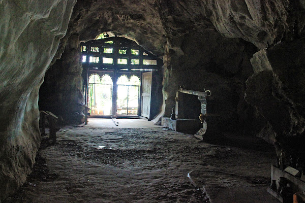 Caves cheias de Buddhas - Pak Ou (Luang Prabang, Laos)