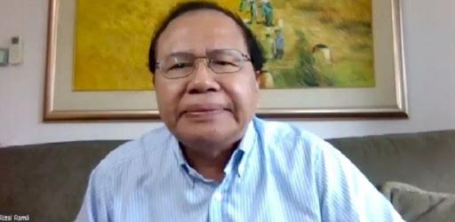Rizal Ramli: Cetak Uang Bisa Hancurkan Indonesia