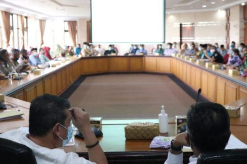 Jefridin: Upacara HUT ke-75 RI Tetap Digelar dengan Tamu Undangan Terbatas