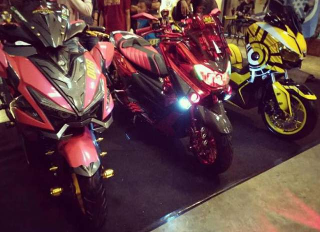 Yamaha_Customaxi_Makasar_2018
