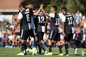 مشاهدة مباراة يوفنتوس وتريستينا بث مباشر اليوم 17-8-2019 في مباراة ودية