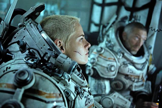Kristen Stewart e Vincent Cassel. ameaça profunda