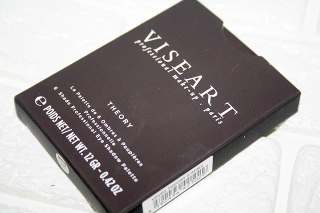 Viseart Theory Minx 02 Eyeshadow Palette