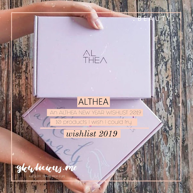 An Althea New Year Wishlist 2019