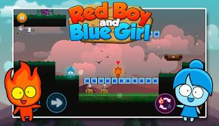 Jogue Red Blue and Blue Girl online grátis