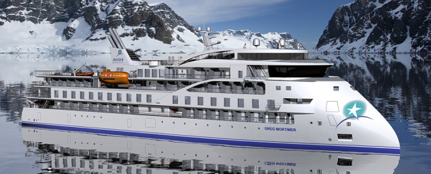 Greg Mortimer Will Be Joined By the Sylvie Earle in 2021 Allowing Aurora Expeditions to Expand Itineraries. Greg Mortimer